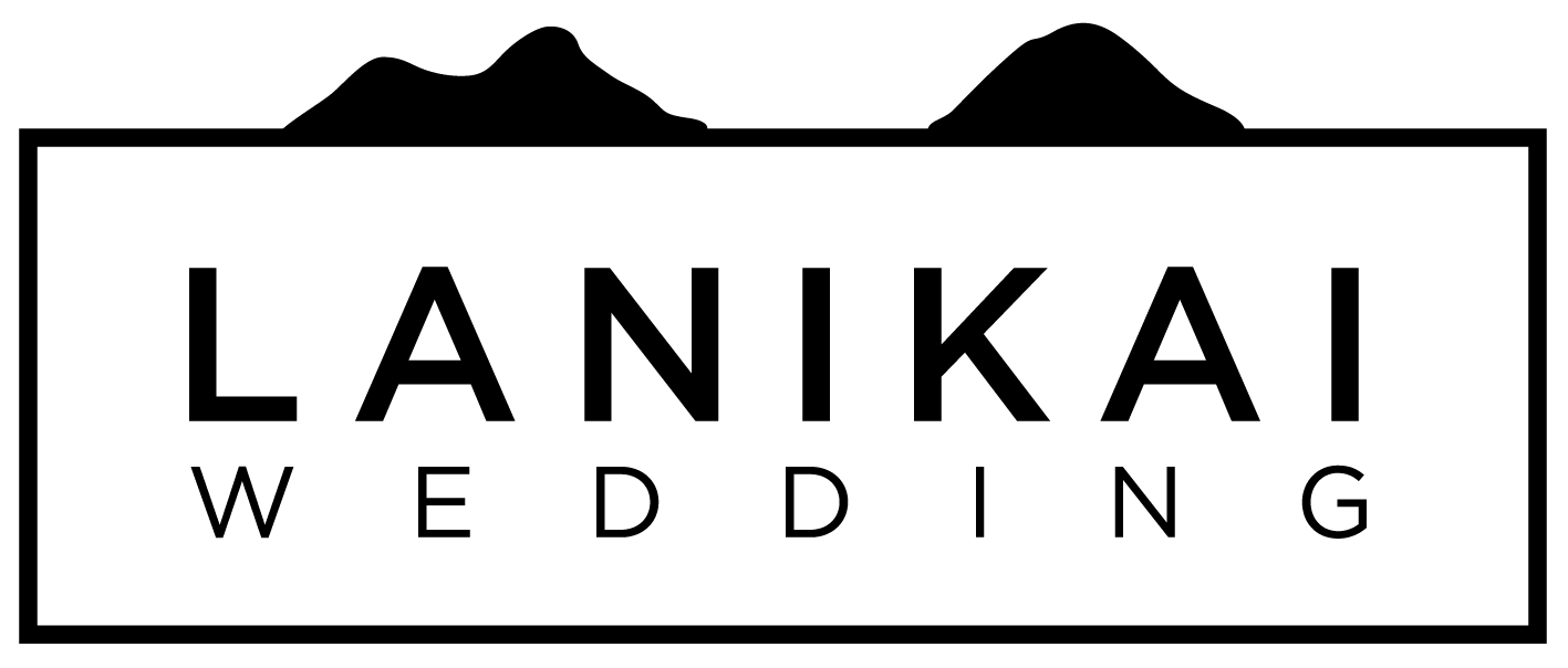 Hawaiian Wedding Planners – Lanikai Wedding